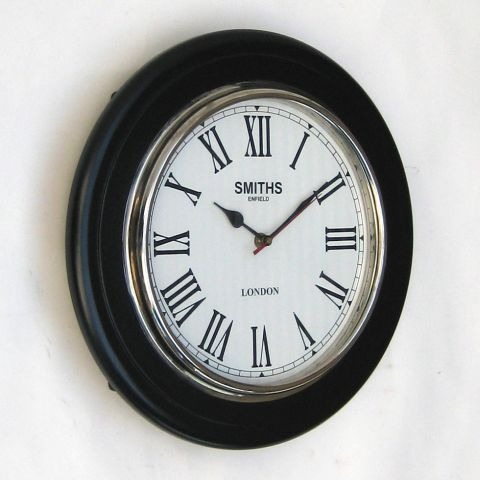 NAUTICAL MARINE WALL CLOCK 14