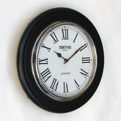 NAUTICAL WOODEN MARINE WALL CLOCK 16
