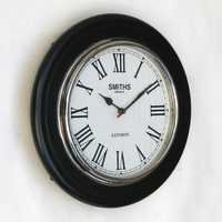 NAUTICAL WOODEN MARINE WALL CLOCK 16