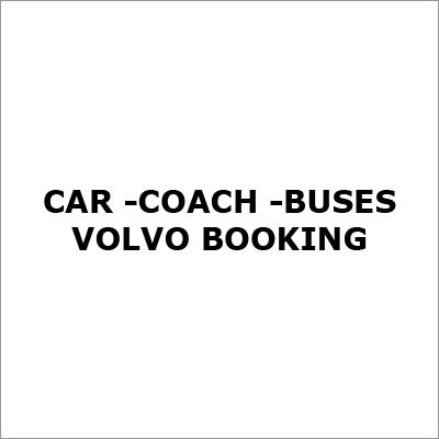 Volvo Bus Booking Services
