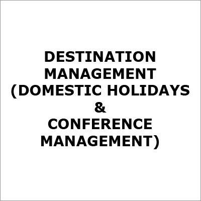 Tourism Destination Management Services