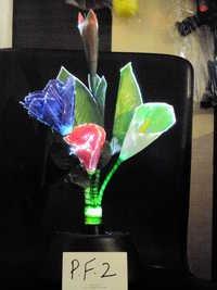 Plastic Lighting  Flower