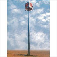Signage Mast For Petrol Pump