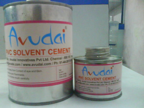 Manufacturer of PVC Solvent cement