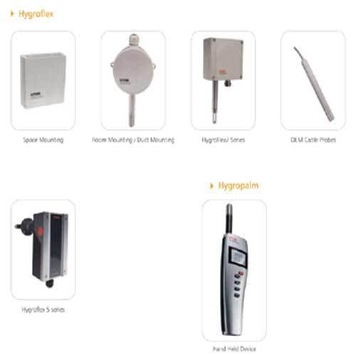 RH Transmitters & Sensors