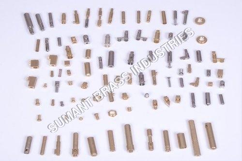 Brass Electrical Pins
