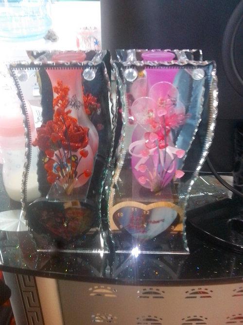 Designer Glass Vase