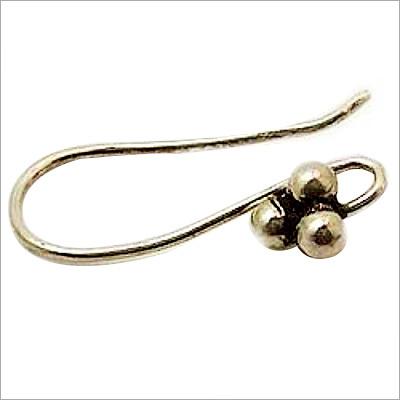 Silver Earwire
