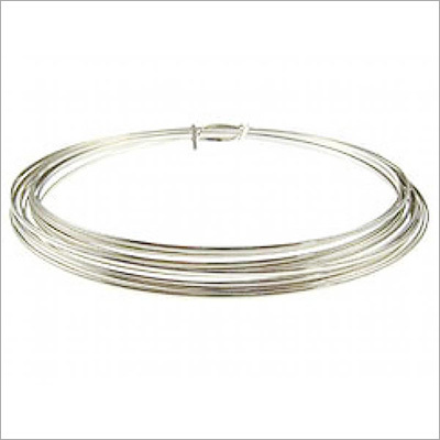 Silver Round Wire