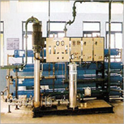 Packaged Reverse Osmosis System