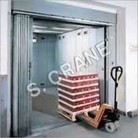 Wire Rope Hoist Driven Lift