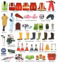 Fire & Construction Safety Equipments