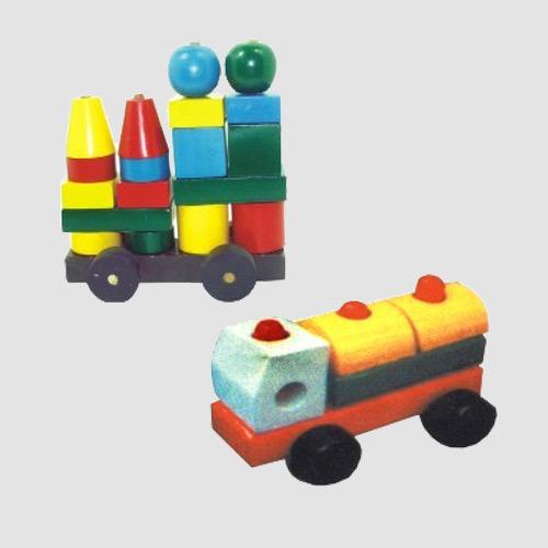 Constructive Toy Vehicle