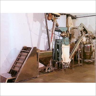 Sugar handling Machinery