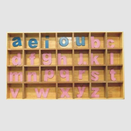 Movable Alphabet Small