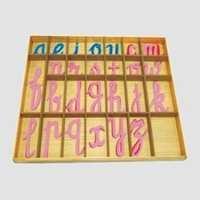 Movable Alphabet Cursive