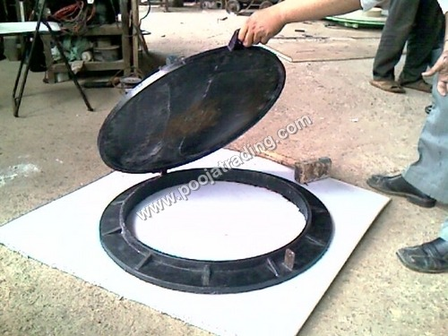 THERMODRAIN FRP MANHOLE COVERS