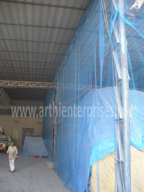 Pigeon Net for Industries