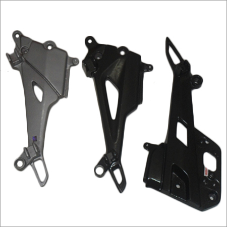 Automobile Side Footrest Bracket