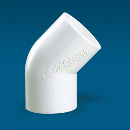 UPVC Elbow 45