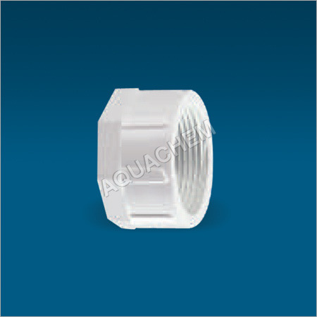UPVC Thread End Cap