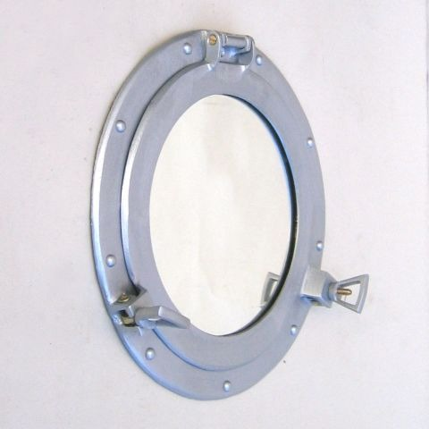 NAUTICAL ALUMINIUM PORTHOLE 12
