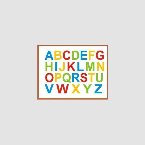 Capital Alphabet Puzzle