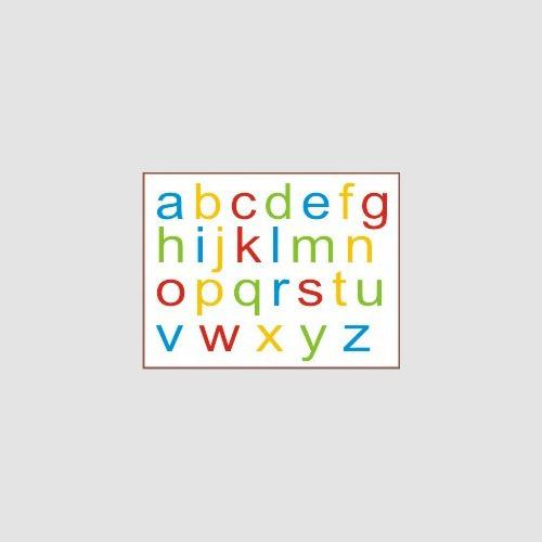 Small Alphabet Puzzle