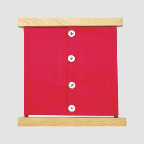 Large Button Frame