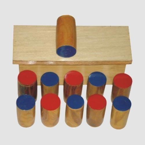Montessori Sound Box