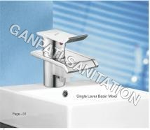 Waterfall Basin Mixer