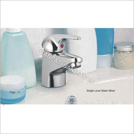 Basin Mixer Taps force series