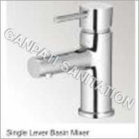 Single Basin Mixer Tap