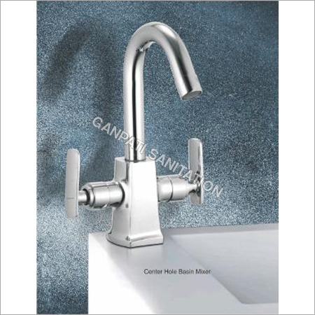 Center Hole Basin Mixer society  series