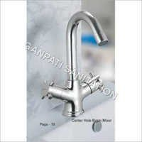 Center Hole Sink Mixer