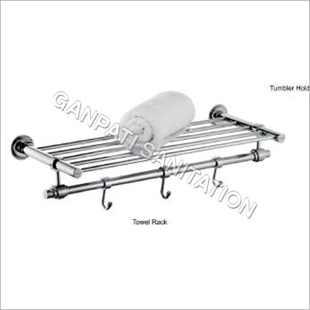 Continental Towel Rack