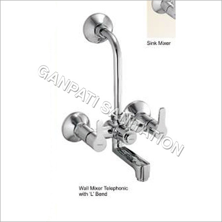 Wall Mixer Telephonic Fusion series