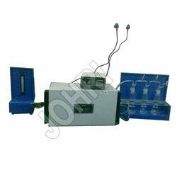 Halogen Acid Gas Generation Test Apparatus