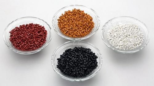 ABS Multi Color Granules