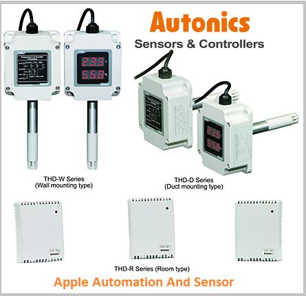 Autonics Digital Temperature Sensors