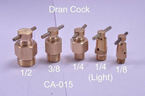 Brass Dran Cock