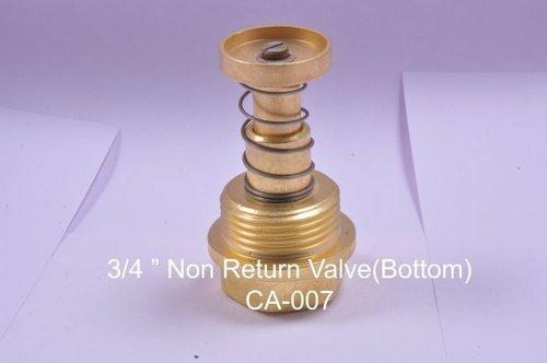 Brass Non Return Valves