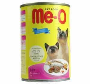 Me-O Canned Sea Food Cat Food