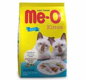Me-O Kitten (Ocean Fish)