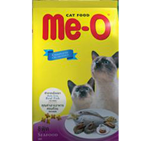 Me-O Cat Food Sea Food 500 gm