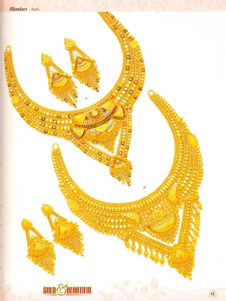Gold-beautiful Jewellery Book