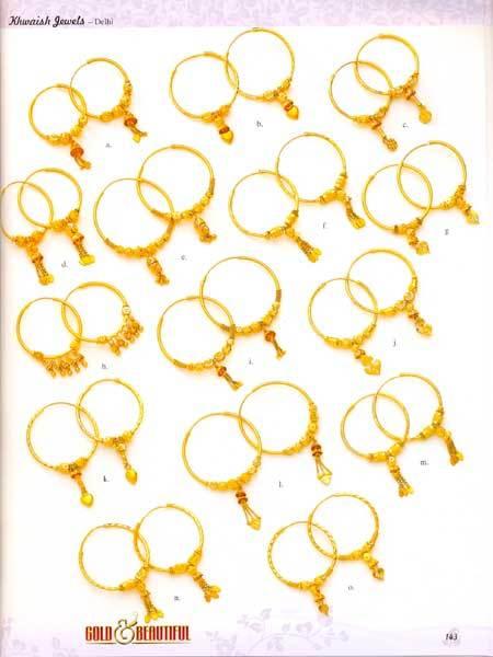 Gold-beautiful Jewellery Book