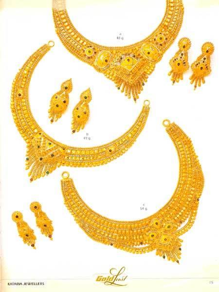 Gold-Lust Jewellery Book