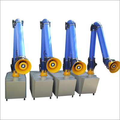Mobile Fume Extraction Systems