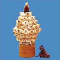 Nellikkai Shell Lamp